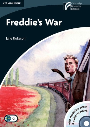 9788483236628: CDR6: Freddie's War Level 6 Advanced Book with CD-ROM and Audio CDs (3) (Cambridge Discovery Readers)