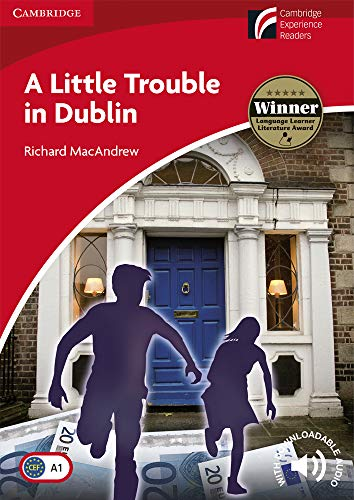9788483236956: CDR1: A Little Trouble in Dublin Level 1 Beginner/Elementary (Cambridge Discovery Readers)