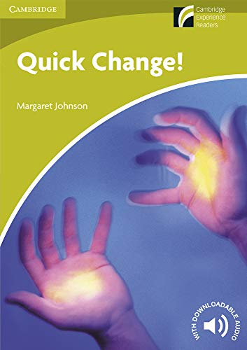 Quick Change! Level Starter/Beginner (Cambridge Discovery Readers: Starter Level) (8483238098) by Johnson, Margaret