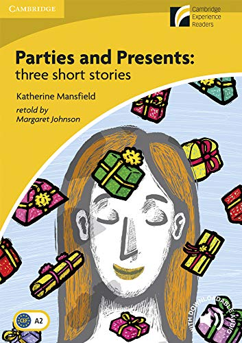 9788483238363: Parties and Presents: Three Short Stories Level 2 Elementary/Lower-intermediate (Cambridge Discovery Readers, Level 2)