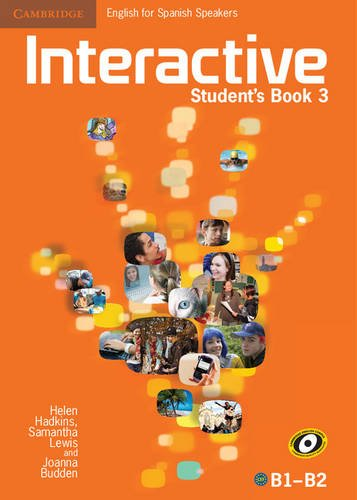 9788483238394: Interactive for Spanish Speakers Level 3 Student's Book