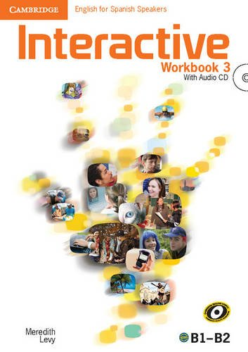 9788483238424: Interactive for Spanish Speakers 3 Workbook with Audio CDs (2) - 9788483238424