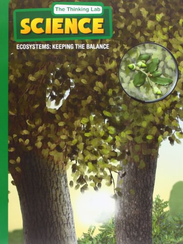 9788483238639: The Thinking Lab: Ecosystems: Keeping the Balance Poster (The Thinking Lab: Science) - 9788483238639