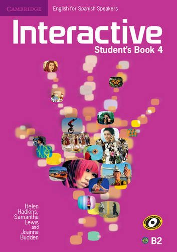 9788483239476: Interactive for Spanish Speakers Level 4 Student's Book - 9788483239476