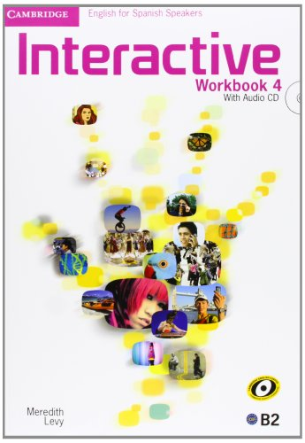 9788483239483: Interactive for Spanish Speakers Level 4 Workbook with Audio CDs (2)