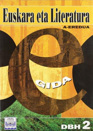 9788483253342: Euskara -A- DBH 2 -GIDA-