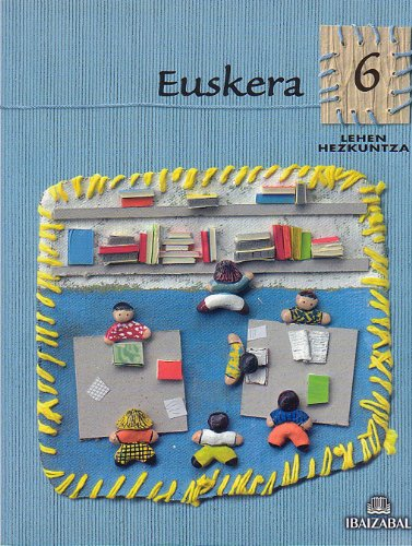 9788483256114: Euskera -LMH 6- (BIZ): Kometa Ibiltaria Proiektua