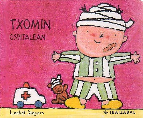 9788483256855: Txomin Ospitalean (Txomin Bilduma)