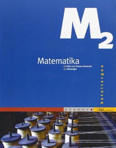9788483258231: Matematika 2 Batxilergoa: i.bai proiektua