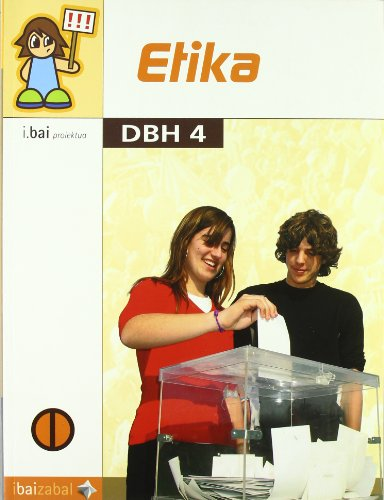 9788483258484: Etika - DBH 4 -i.bai: i.bai proiektua