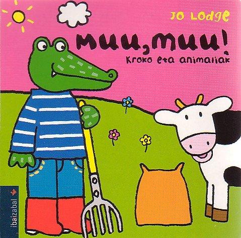Muu, muu! (Paperback): Jo Lodge
