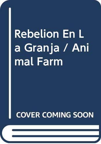 Imagen de archivo de Rebelion En La Granja / Animal Farm (Booket Logista) a la venta por medimops