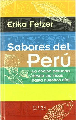 9788483302491: Sabores del perú (Milhojas)
