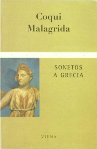 9788483303412: Sonetos a grecia