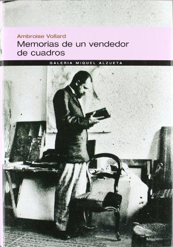 MEMORIAS DE UN VENDEDOR DE CUADROS