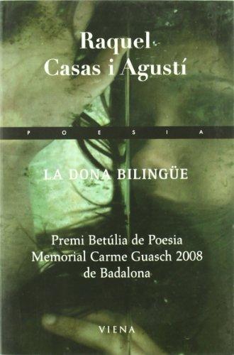 9788483305096: La dona bilingüe (Poesia)