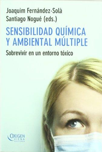 9788483305492: Sensibilidad Química Y Ambiental Múltiple (Oxigen)