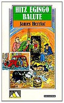 Hitz egingo balute: Herriot, James