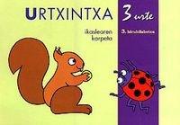 9788483312650: Urtxintxa 3 urte - Ikaslearen 3. karpeta