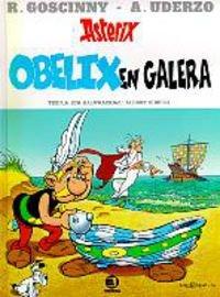 9788483314050: Obelixen galera