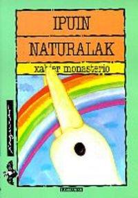 9788483314296: Ipuin naturalak (Xaguxar)