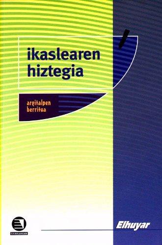 9788483317532: Euskara-Euskara Ikaslearen hiztegia (Hiztegiak)