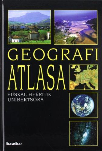 9788483318539: Geografi atlasa: Euskal Herria eta mundua (Kartografia)