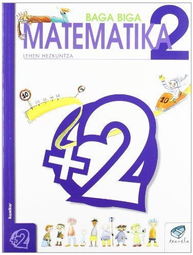 9788483318577: Txanela 2 - Matematika 2 - 9788483318577