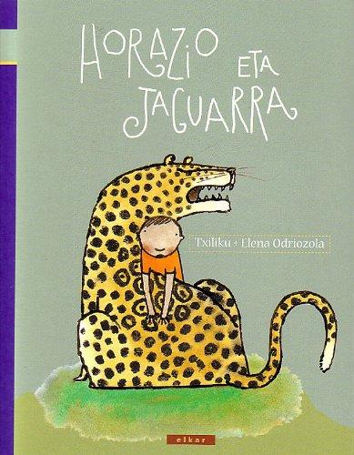 Horazio eta jaguarra: Olaizola Lazkano, Jesus
