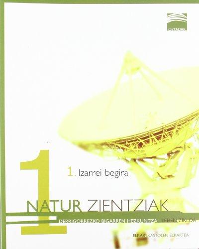 9788483319529: Ostadar 1 - Natur Zientziak 1 (5 liburuxka)