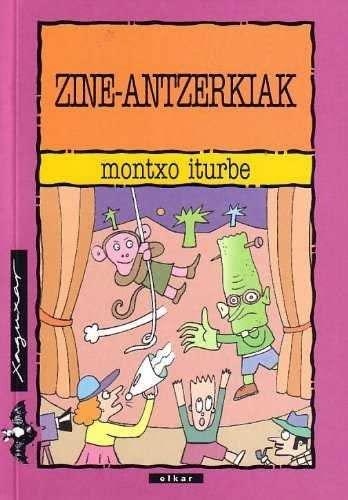 9788483319796: Zine-antzerkiak (Xaguxar)