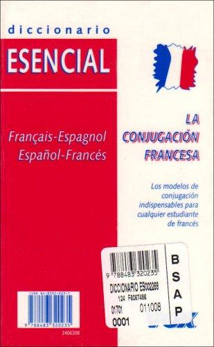 9788483320235: Diccionario Esencial Frances Espanol V.V. (Vox)