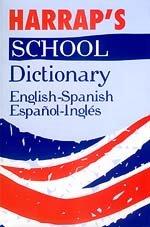 Dictionary Harrap's School Esp/ing Ing/esp