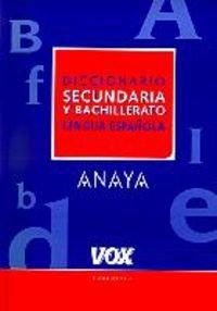 9788483320570: Dicc. Secundaria Lengua Española