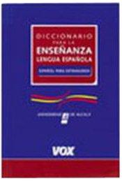 9788483321119: Dicc. enseñanza lengua española (Spes)
