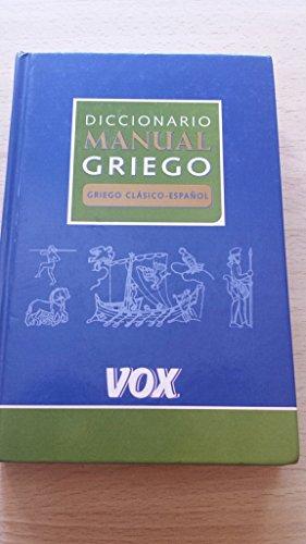 9788483321492: Dicc. Griego/español (Spes)