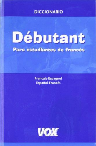 9788483321881: Dicc. Debutant Fra/esp - Esp/fra