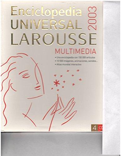 9788483323366: Enciclopedia universal larousse 2003 (DVD-rom) (Enciclopedias Multimedia)