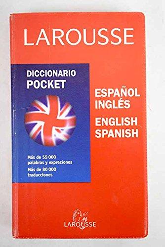 Diccionario Pocket Espanol-ingles/ingles -espanol (Spanish Edition): Equipo Editorial