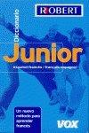 9788483325087: Dicc. junior español/frances, français/espagnol