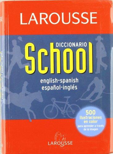 9788483326749: Dicc. School Esp/ing - Ing/esp