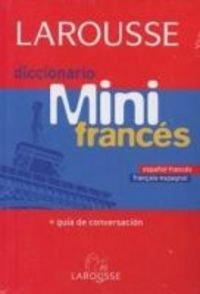 9788483327708: Dicc. larousse mini español/frances