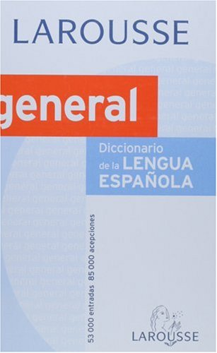 9788483328354: Diccionario General de Lengua Espanola (Spanish Edition)