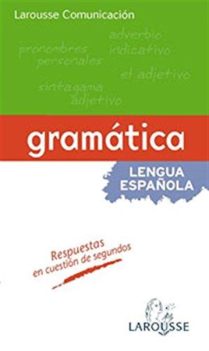 Gramática de la lengua española. Respuestas en cuestión de segundos.