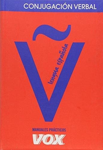 9788483329986: Conjugación Verbal (Vox - Lengua Española - Manuales Prácticos)