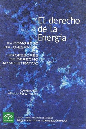 9788483333129: El derecho de la Energía