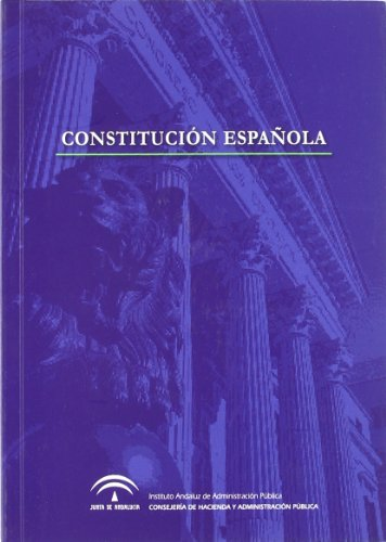 9788483334683: Constitución española