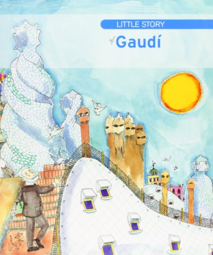 9788483342220: The Little Story of Gaudi