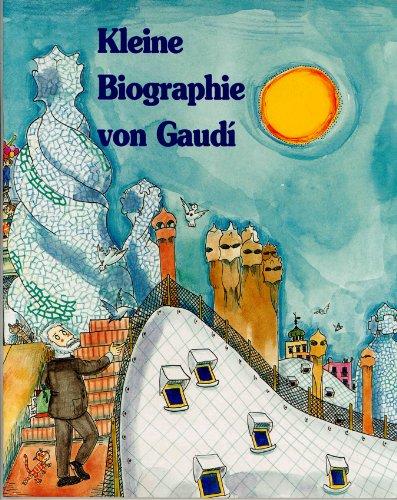 9788483342244: Kleine biographie von Gaudí