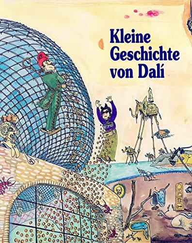 9788483342954: Kleine geschichte von Dalí